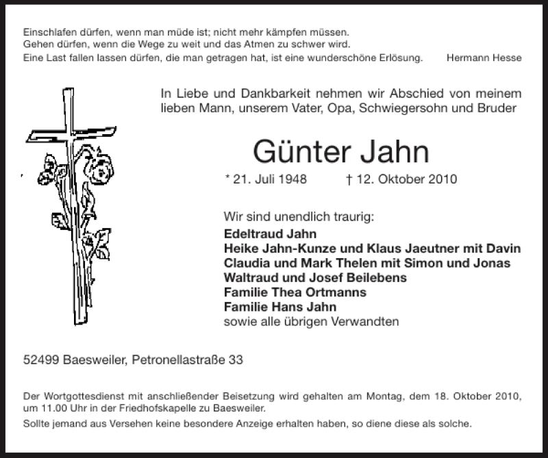 Günter Jahn