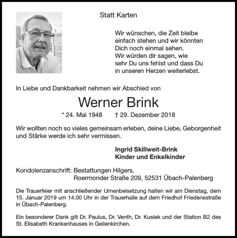 Werner Brink